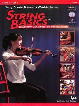 String Basics 1, Violine