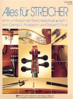 Alles für Streicher 1, Violine
