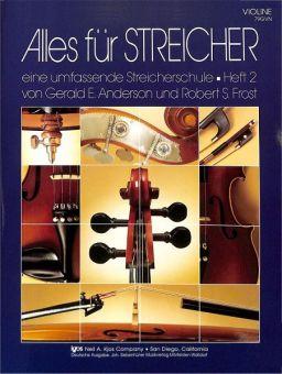 Alles für Streicher 2, Violine