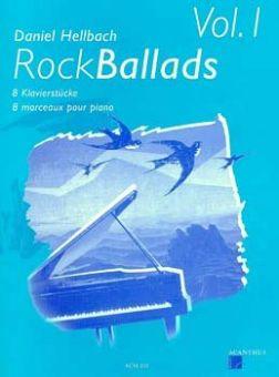 Hellbach, Rock Ballads 1 - Klavier