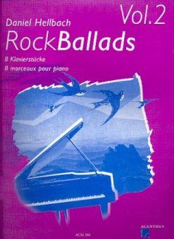 Hellbach, Rock Ballads 2 - Klavier