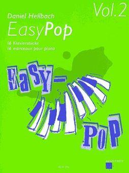 Hellbach, Easy Pop 2 - Klavier
