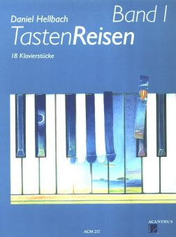 Hellbach, TastenReisen 1 - Klavier