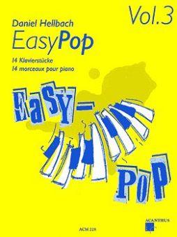Hellbach, Easy Pop 3 - Klavier