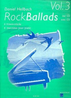 Hellbach, Rock Ballads 3 - Klavier