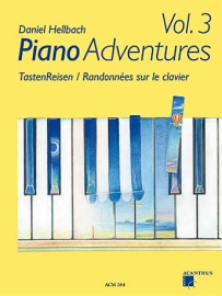 Hellbach, TastenReisen 3 - Klavier