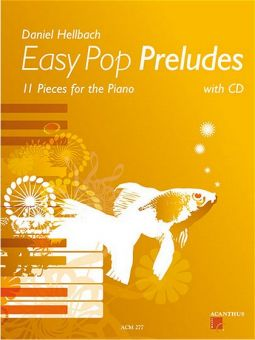 Hellbach, Easy Pop Preludes - Klavier