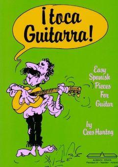 Hartog, toca guitarra