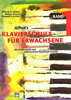 Alfred's Klavierschule für Erwachsene 1 + CD