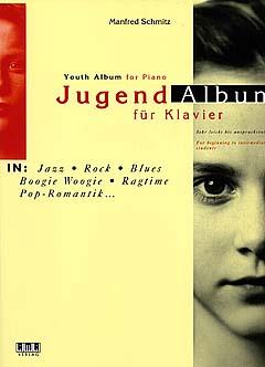 Schmitz, Jugend-Album - Klavier