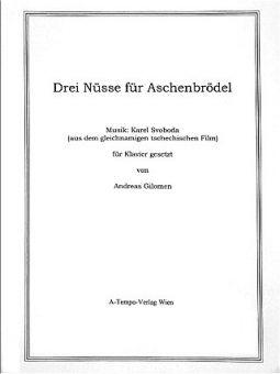 Drei Nüsse für Aschenbrödel (Klavier solo)