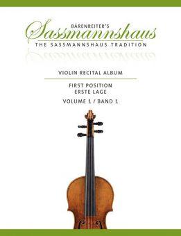 Violin Recital Album 1