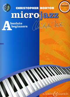 Norton, Microjazz for Absolute Beginners - Keyboard