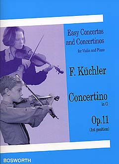 Küchler, Concertino in G, op. 11