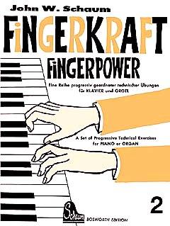 Schaum, Fingerkraft 2