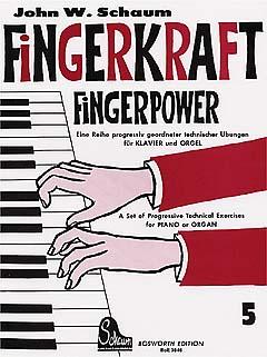 Schaum, Fingerkraft 5
