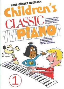 Heumann, Children's Classic Piano 1