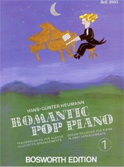 Heumann, Romantic Pop Piano 1