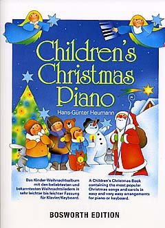 Heumann, Children's Christmas Piano