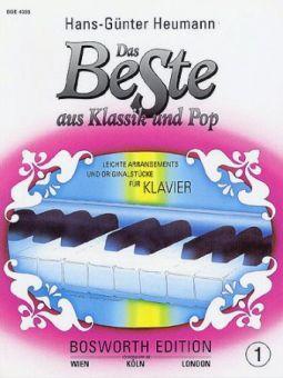 Das Beste aus Klassik und Pop 1 - Klavier