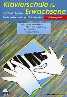 Schaum, Klavierschule für Erwachsene 1