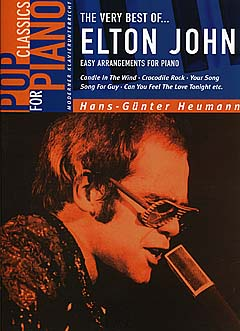 The Very Best of Elton John 1 - Klavier