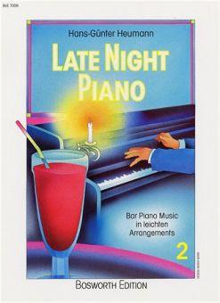 Heumann, Late Night Piano 2