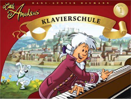 Heumann, Little Amadeus Klavierschule 1