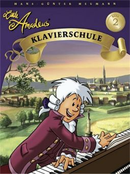Heumann, Little Amadeus Klavierschule 2