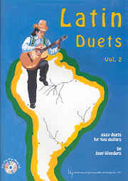 Wanders, Latin Duets 2