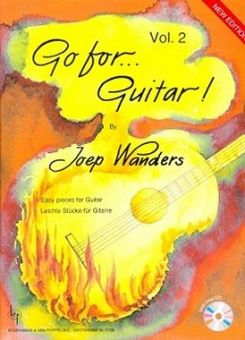 Wanders, Go for Guitar 2