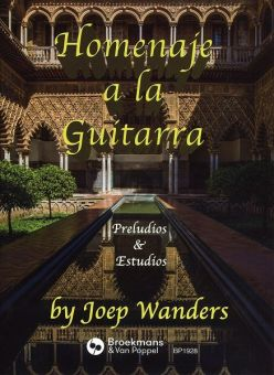 Wanders, Homenaje a la Guitarra