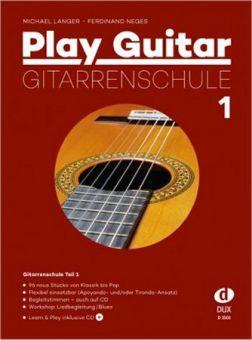 Langer, Play Guitar 1