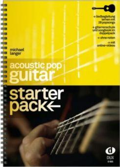 Langer, Acoustic Pop Guitar Starter Pack