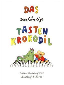 Das Tastenkrokodil - Klavier vierhdg.
