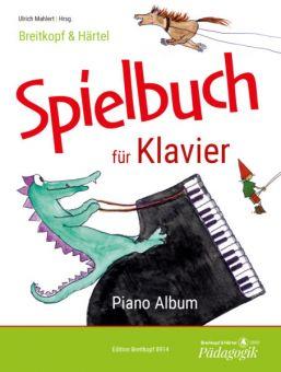 Spielbuch für Klavier