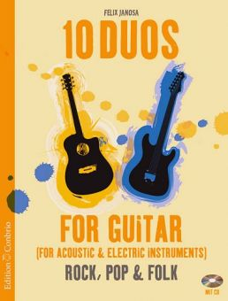Janosa, 10 Duos for Guitar