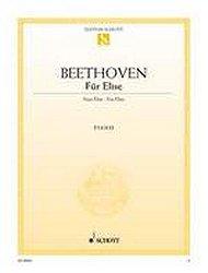 Beethoven, Für Elise - Noten für Klavier