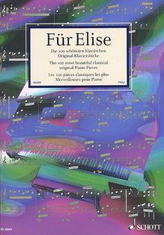Heumann, Für Elise - Klavier