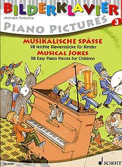 Musikalische Spässe - Klavier
