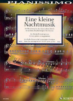 Heumann, Eine kleine Nachtmusik - Klavier