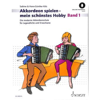 Akkordeon spielen - mein schönstes Hobby 1
