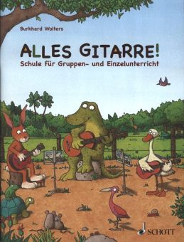 Wolters, Alles Gitarre