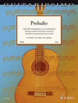 Hegel, Preludio - für Gitarre