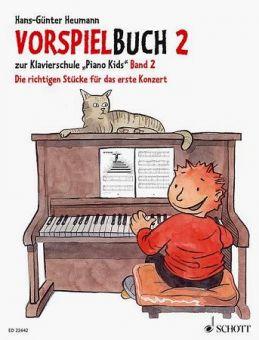 Heumann, Vorspielbuch 2