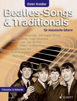 Kreidler, Beatles-Songs & Traditionals