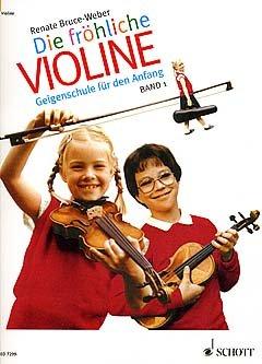 Bruce-Weber, Die fröhliche Violine 1, Geigenschule