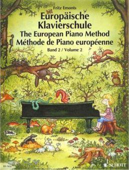 Emonts, Europäische Klavierschule 2