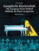 Emonts, Europäische Klavierschule 3 mit CD