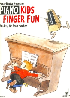 Heumann, Piano Kids Finger Fun - Klavier